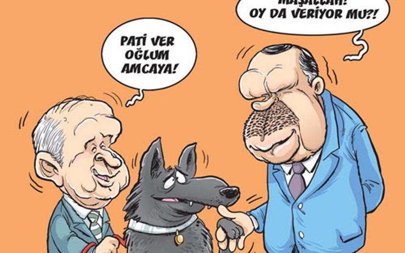 Gırgır'ın kapağı ülkücüleri çıldırtacak!..