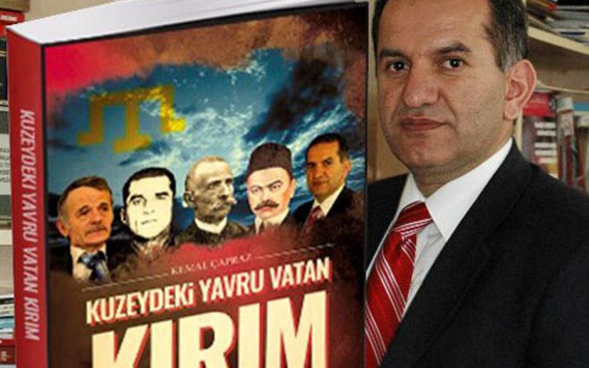 """Kemal Çapraz'ın kaleminden """"Yavru Vatan Kırım"""""""
