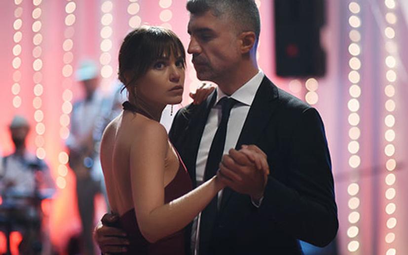 İstanbullu Gelin'in dans sahnesi çok konuşulacak!