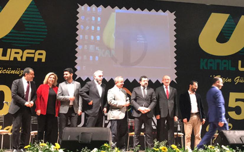 İnternethaber'e bir ödül de Urfa'dan geldi