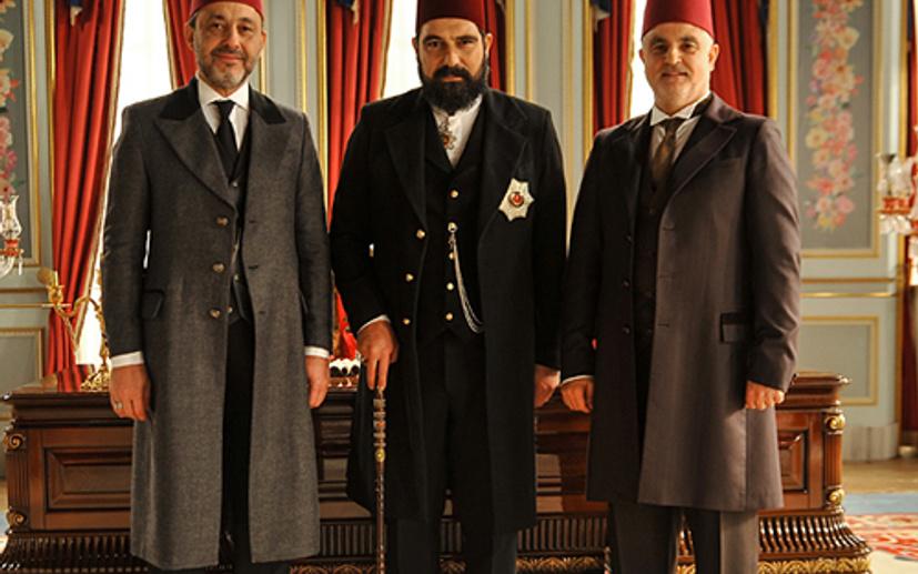 İbrahim Çağlar 'Payitaht Abdülhamid'de rol almış