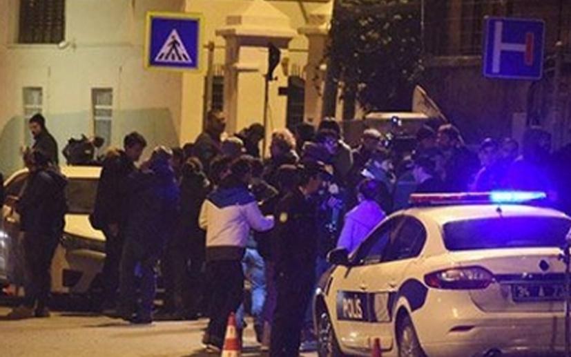 Kanal D'nin dizi setini gerçek polisler bastı