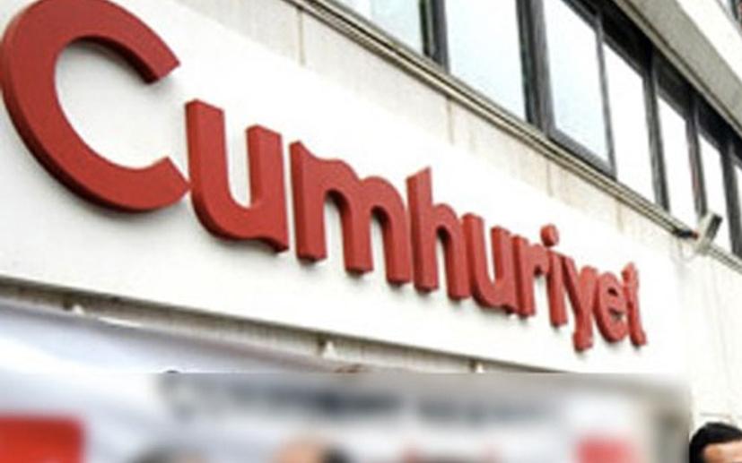 """Cumhuriyet gazetesi iddianamesinin """"tanık"""" gazetecileri..."""