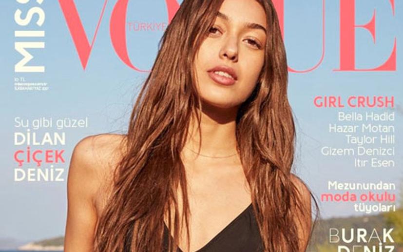 Miss Vogue Türkiye yayın hayatına başladı