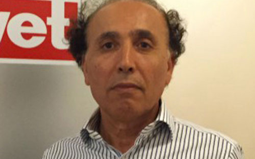 Günün muhabiri Celal Özcan...