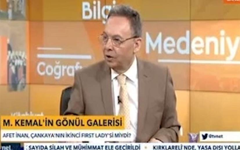 Canlı yayındaki Atatürk skandalına soruşturma