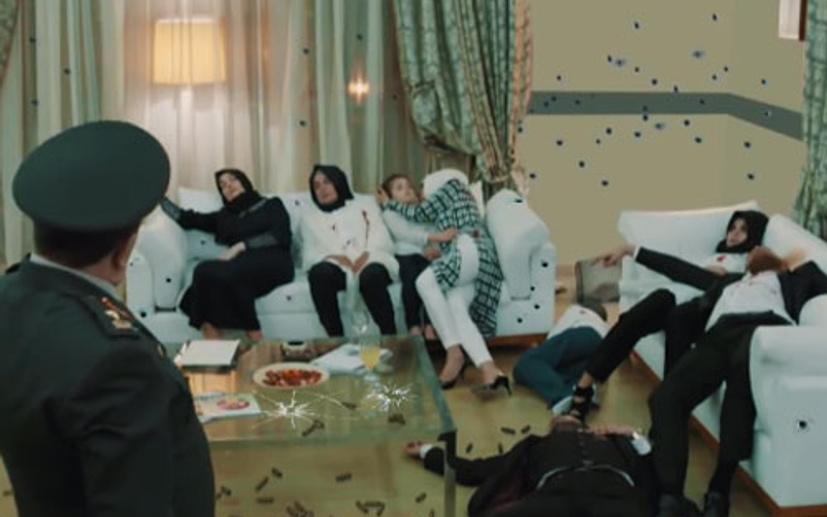 """'Reis"""" filminin yapımcısı FETÖ üyeliğinden gözaltına alındı..."""