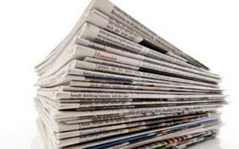 Gazete tirajları erimeye devam ediyor...
