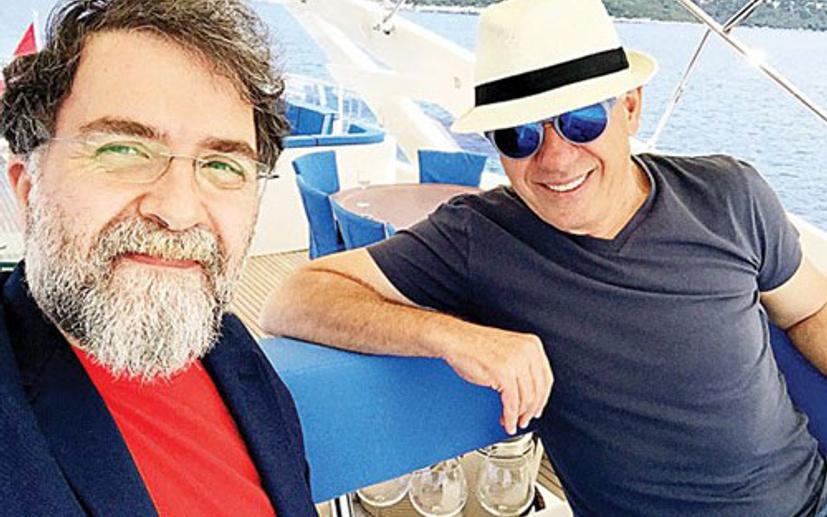 Ertuğrul Özkök'ten Ahmet Hakan'a Ekşi Sözlük isyanı