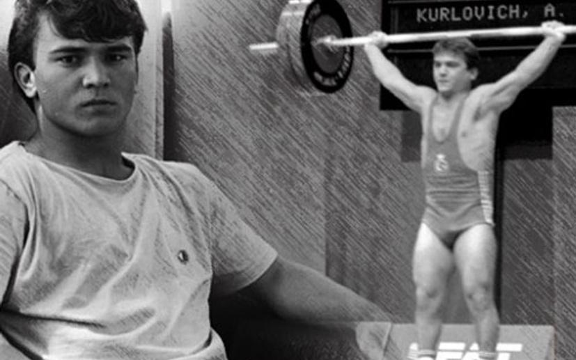 TRT'den Kapıkule'nin Anahtarı Naim Süleymanoğlu belgeseli!