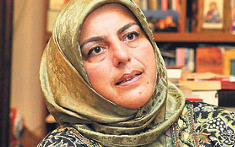 Sibel Eraslan: Polisin hiç işi kalmamış Esra Erol'a kolluk takviyesinde bulunuyor