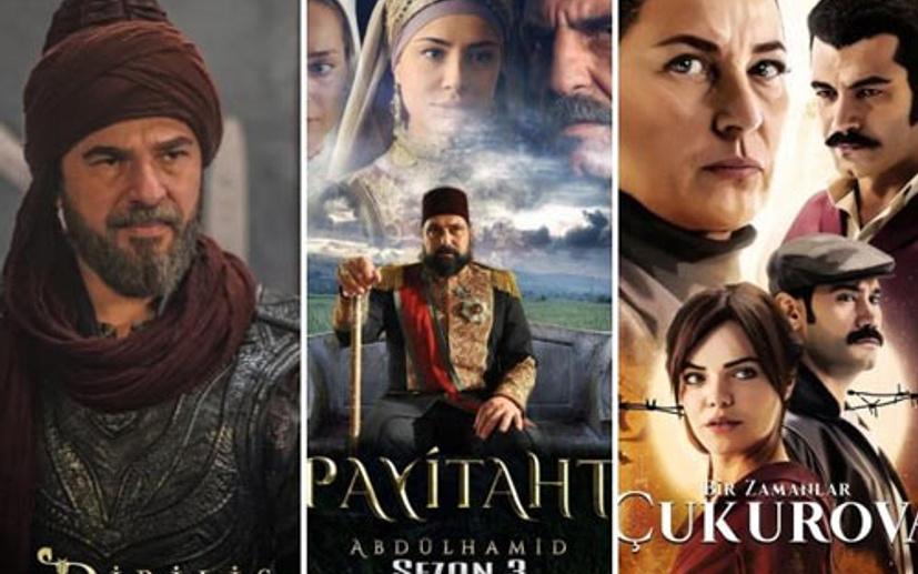 Türk dizileri Asya'ya açılıyor!