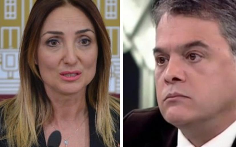 Talat Atilla bombayı patlattı: Aylin Nazlıaka kimi yumruklamak istedi?