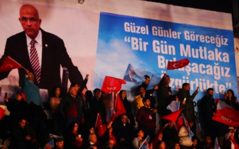 Enis Berberoğlu'ndan kurultay mesajı: 'Varlığınız yeter'