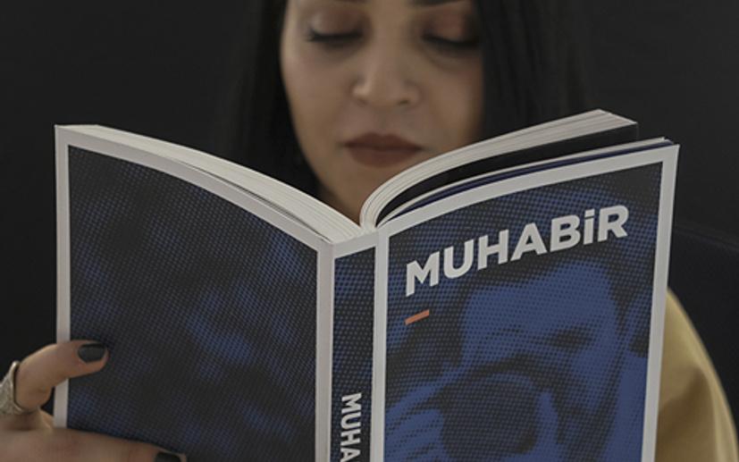 AA'nın gazetecilere kılavuz olacak 'Muhabir' kitabı satışa çıktı