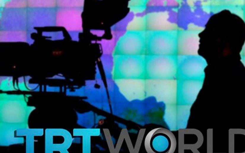 Alkışlar TRT World için