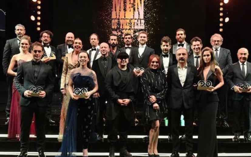 GQ Türkiye 'Men Of The Year 2018' ödülleri sahiplerini buldu!