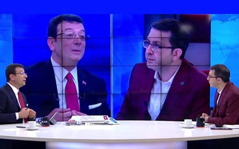 Ekrem İmamoğlu ile Turgay Güler arasında tartışma!