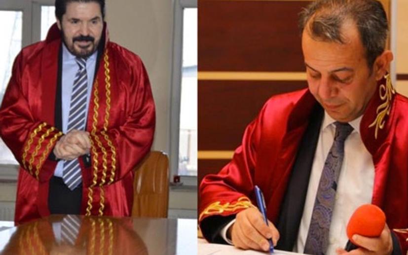 Ağrı ve Bolu Belediye Başkanları sosyal medyadan fena kapıştı
