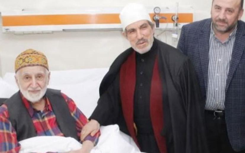 Mehmet Şevket Eygi'nin son durumu ne? Apar topar hastaneye kaldırılmıştı