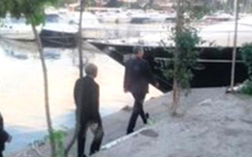 """""""İşte Kılıçdaroğlu'nun gizli yat görüşmesinin fotoğrafı"""" deyip paylaştı!"""