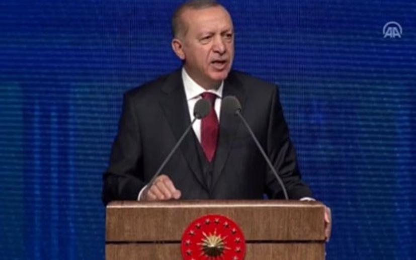 Erdoğan'dan medyaya kadın programları ve reyting eleştirisi