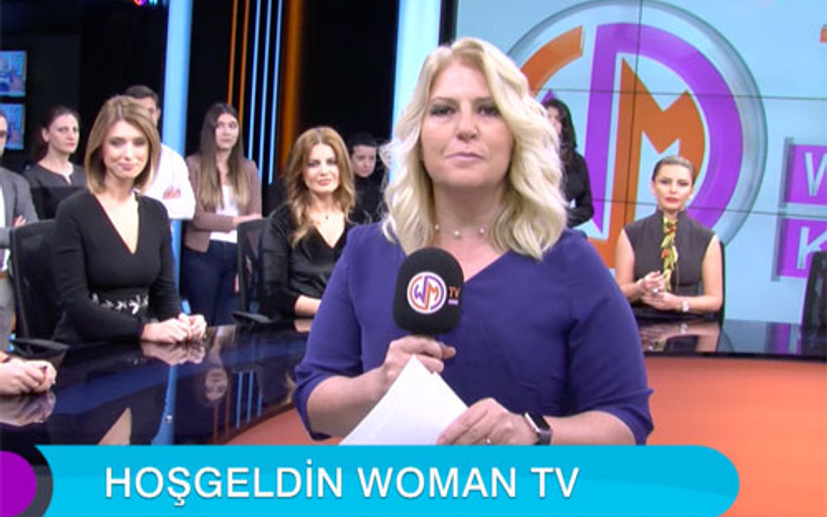 Günün televizyoncusu Ahu Özyurt