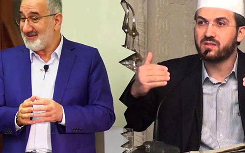 Ünlü ilahiyatçılar sosyal medyada birbirine girdi