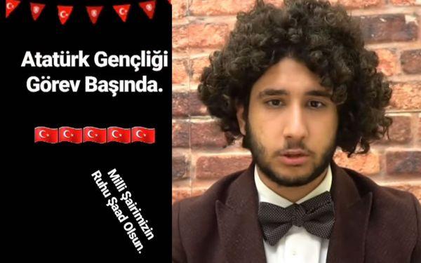 İstiklal Marşı sorusu ile milyoner oldu, ilk paylaşımı olay yarattı! - Sayfa 3