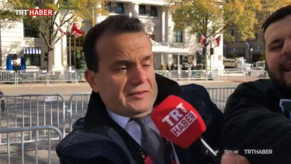 ABD'de terör yandaşından TRT muhabirine alçak saldırı - Sayfa 4