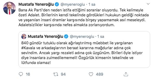 Gezi Parkı davasında Osman Kavala ve diğer sanıklara verilen beraat kararlarına kim ne dedi? - Sayfa 4