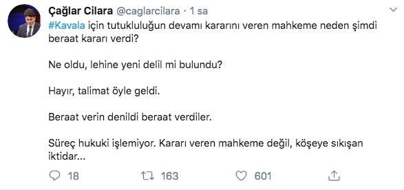 Gezi Parkı davasında Osman Kavala ve diğer sanıklara verilen beraat kararlarına kim ne dedi? - Sayfa 2