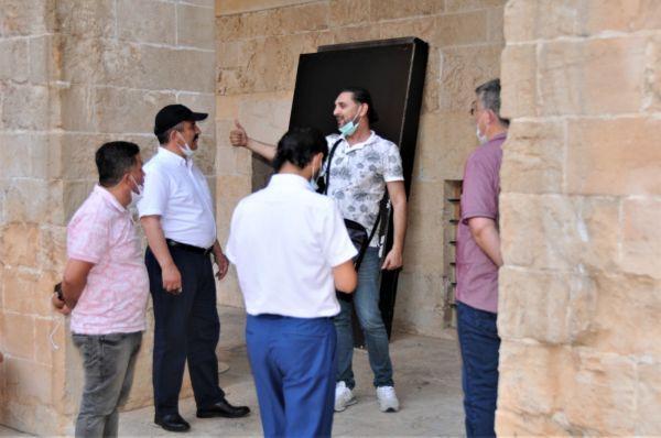 Gazeteciler Mardin turunda - Sayfa 4