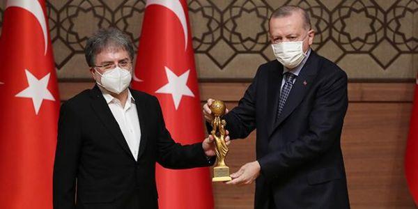 2019 Medya Oscar Ödülleri, sahiplerini buldu! Ödülleri Cumhurbaşkanı Erdoğan verdi - Sayfa 1