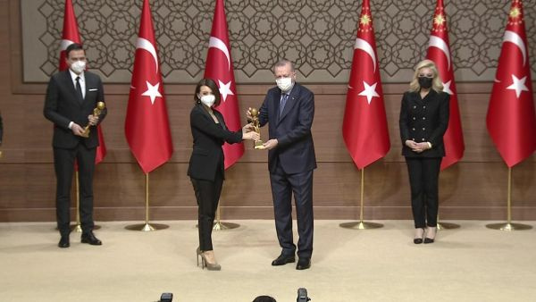 2019 Medya Oscar Ödülleri, sahiplerini buldu! Ödülleri Cumhurbaşkanı Erdoğan verdi - Sayfa 3