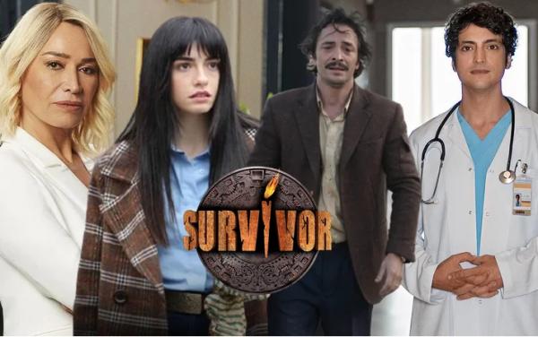 Akrep Alev Alev Mucize Doktor Survivor'a şok! Bir Zamanlar Kıbrıs ne yaptı işte reyting sonuçları - Sayfa 1
