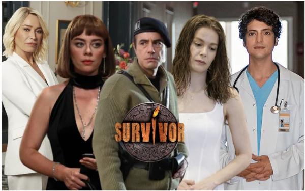 Camdaki Kız Bir Zamanlar Kıbrıs Akrep Mucize Doktor Survivor Alev Alev'e reyting şoku - Sayfa 1