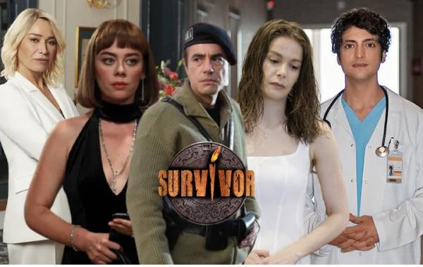 Camdaki Kız Mucize Doktor Alev Alev Bir Zamanlar Kıbrıs Survivor ve Akrep'e reyting şoku - Sayfa 1
