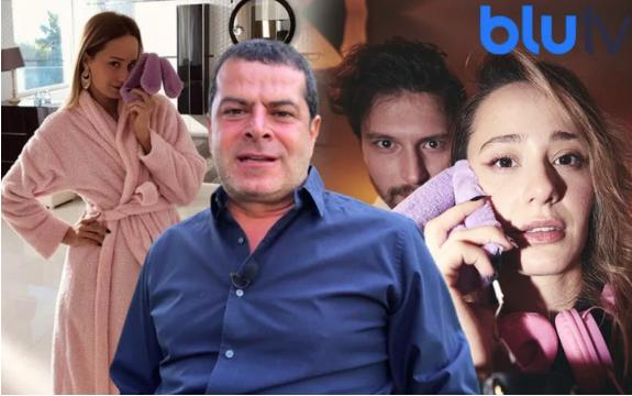Sadakatsiz yıldızı Çıplak'a katıldı BluTV'de yeni sezon krizi! Cüneyt Özdemir RTÜK'ü etiketlemişti - Sayfa 1