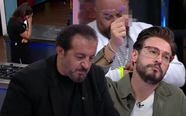 TV8 MasterChef'teki ikinci günah! Danilo Zanna büyük talihsizliği fark etti: Allah kahretsin - Sayfa 1