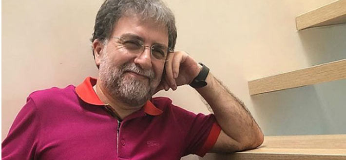 Yılın aşk bombası iddiası Ahmet Hakan hangi ünlü isimle aşk yaşıyor? - Sayfa 1
