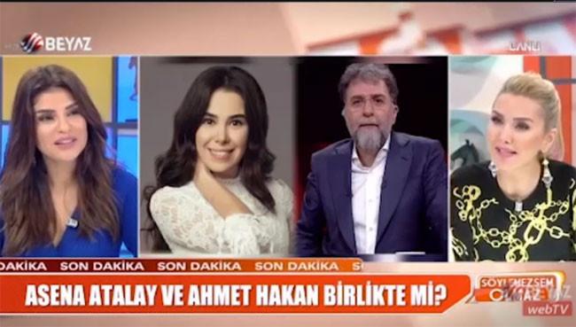 Yılın aşk bombası iddiası Ahmet Hakan hangi ünlü isimle aşk yaşıyor? - Sayfa 2