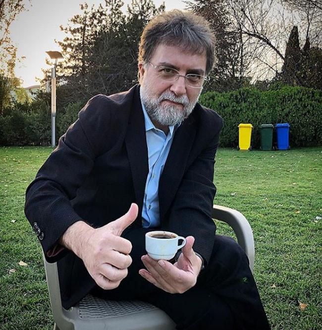 Yılın aşk bombası iddiası Ahmet Hakan hangi ünlü isimle aşk yaşıyor? - Sayfa 4