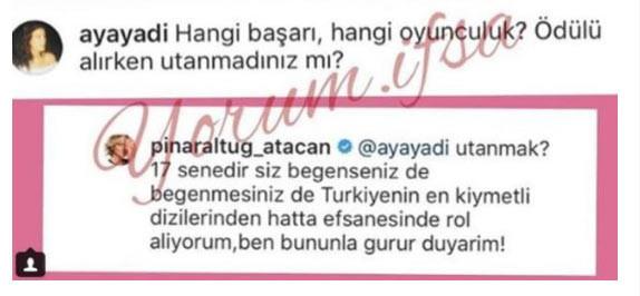 Pınar Altuğ'dan Altın Kelebek eleştirisine sert yanıt - Sayfa 3