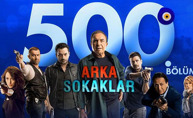 Arka Sokaklar'da 500. bölüm rekoru!  İşte oyuncuların 13 yıllık değişimi! - Sayfa 1