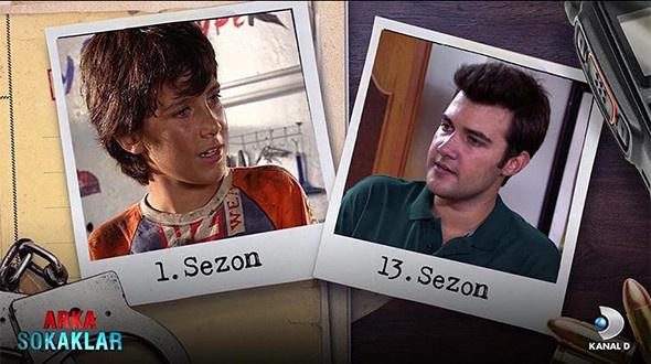 Arka Sokaklar'da 500. bölüm rekoru!  İşte oyuncuların 13 yıllık değişimi! - Sayfa 2