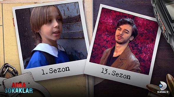Arka Sokaklar'da 500. bölüm rekoru!  İşte oyuncuların 13 yıllık değişimi! - Sayfa 3