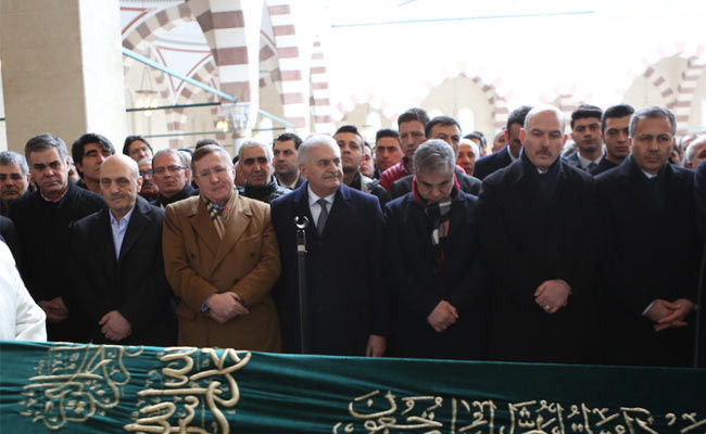 Seyyid Tahir Özışık son yolculuğuna uğurlandı! - Sayfa 1