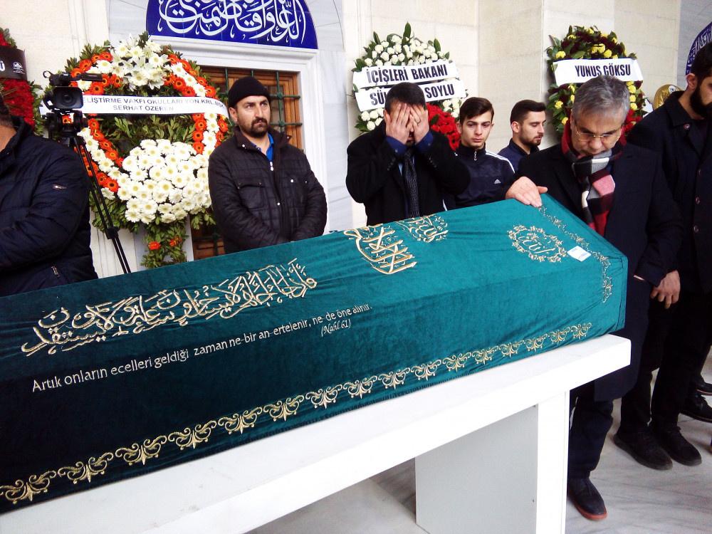 Seyyid Tahir Özışık son yolculuğuna uğurlandı! - Sayfa 3