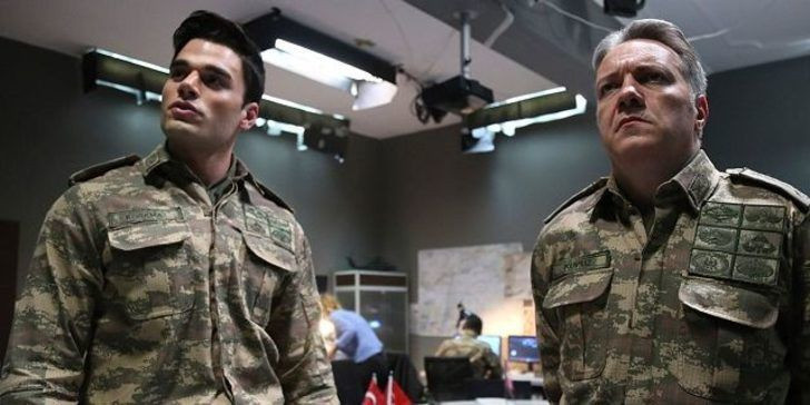 Show TV'nin yeni dizisi Nöbet, Savaşçı'nın çakması mı? Şok iddia - Sayfa 4
